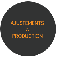 Ajustement production