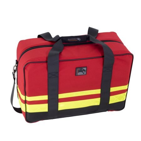 valise energy rouge medical bagheera