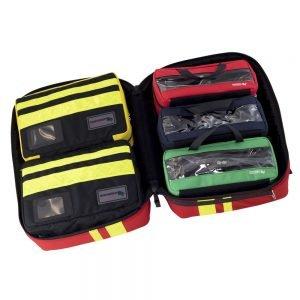 valise energy ouvert sac medical bagheera
