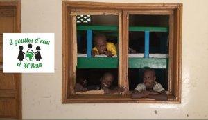 l'école Les Cajoutiers de Warang